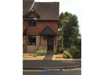 Thumbnail 2 bed terraced house to rent in Watkin Road, Hedge End, Southampton