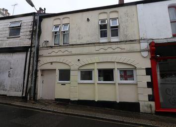 3 bed flat for sale in Lower Lux Street, Liskeard PL14