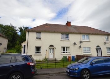 Thumbnail 3 bed flat for sale in 49 Lindsay Terrace, Lennoxtown, Glasgow