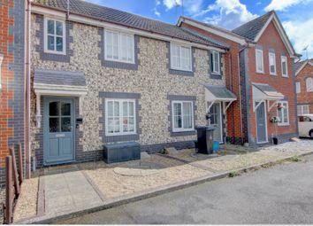 Doubleday Drive, Heybridge, Maldon CM9. 2 bed terraced house