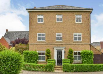 Thumbnail 5 bed detached house for sale in Clitheroe Croft, Kingsmead, Milton Keynes