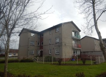 Thumbnail 1 bed flat to rent in Rockburn Crescent, Bellshill, North Lanarkshire