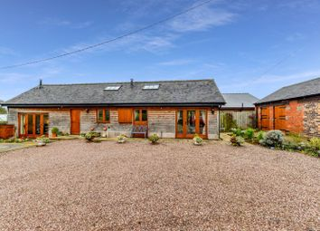 Thumbnail 2 bed barn conversion for sale in Haywood Lane, Cheswardine, Market Drayton