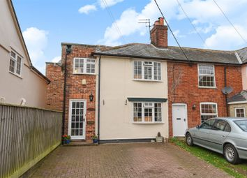 Thumbnail 4 bedroom end terrace house for sale in Rectory Road, Newton, Sudbury