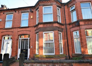 Thumbnail 3 bed terraced house for sale in Eardisley Road, Mossley Hill, Liverpool