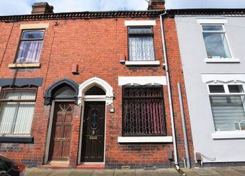 Thumbnail 2 bed terraced house for sale in Price Street, Burslem, Stoke-On-Trent