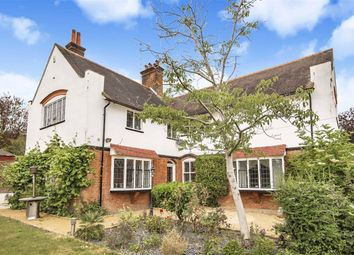 Thumbnail 5 bed detached house for sale in Oakleigh Park South, London