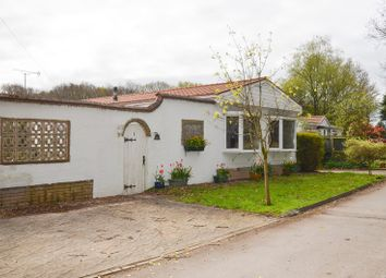 Thumbnail 3 bed mobile/park home for sale in Woodside Park, Juggins Lane, Earlswood, Solihull