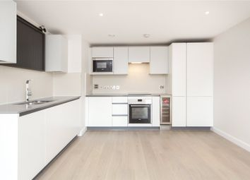 Thumbnail 2 bed flat to rent in The Cooper Building, 36 Wharf Road, London