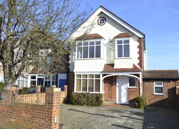 Thumbnail 4 bed detached house to rent in Richmond Road, North Kingston
