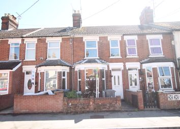 Thumbnail 2 bed terraced house for sale in Maidstone Road, Felixstowe