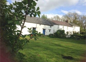 Thumbnail 4 bed country house for sale in Newcastle Emlyn, Newcastle Emlyn