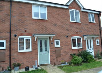 Thumbnail 2 bed terraced house for sale in Meakin Drive, Woodville, Swadlincote