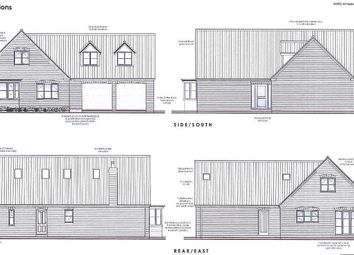 Thumbnail Land for sale in Wainfleet Road, Irby-In-The-Marsh, Skegness
