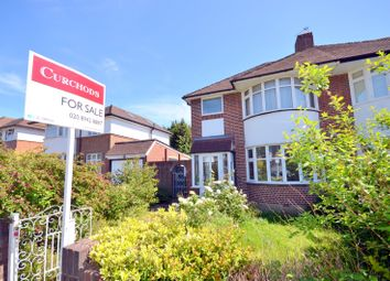 3 bed semi-detached house for sale in Bodley Road, New Malden KT3