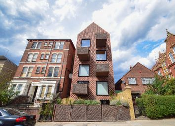 Thumbnail 3 bedroom flat to rent in Uhura Square, Victorian Grove, London