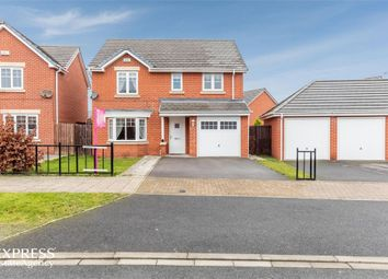 Thumbnail 4 bed detached house for sale in Lindisfarne Avenue, Thornaby, Stockton-On-Tees, North Yorkshire