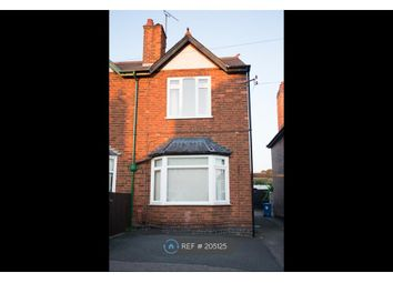 Thumbnail 3 bed terraced house to rent in Bedford Street, Derby