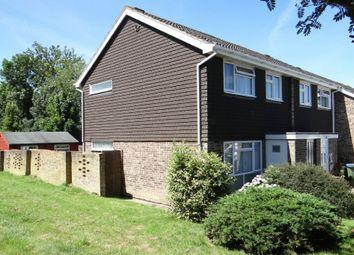 Thumbnail 3 bed end terrace house for sale in Wicks Road, Billingshurst