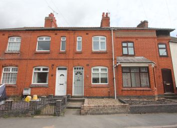 Thumbnail 2 bed terraced house for sale in Newbold Road, Barlestone, Nuneaton