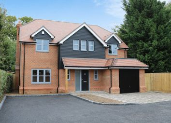 Thumbnail 4 bed detached house for sale in Brand New Detached Home, High Standard Finish, Village Location