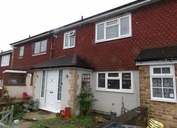 Thumbnail 3 bed terraced house for sale in Applegarth, Field Way, New Addington, Croydon