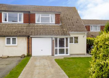 Thumbnail 3 bed semi-detached house for sale in Witfield Close, Purton, Swindon