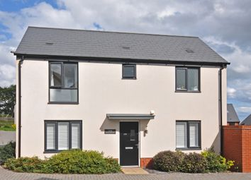 Thumbnail 3 bed detached house for sale in Old Quarry Drive, Exminster, Exeter
