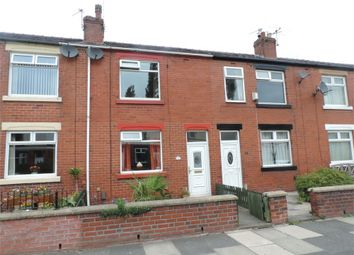 Thumbnail 2 bed terraced house to rent in Robertson Street, Radcliffe, Manchester