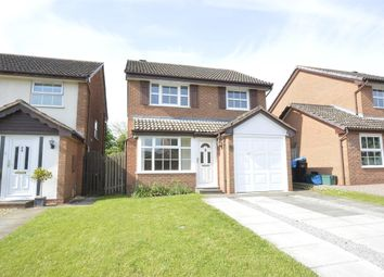 Thumbnail 3 bed detached house to rent in Woodpecker Avenue, Midsomer Norton, Radstock, Somerset