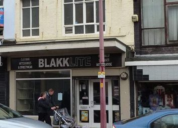 Thumbnail Retail premises for sale in 60-62, Talbot Road, Blackpool