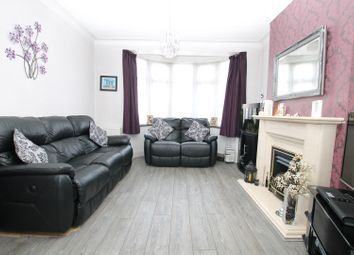 Thumbnail 3 bed semi-detached house for sale in Edison Avenue, Hornchurch