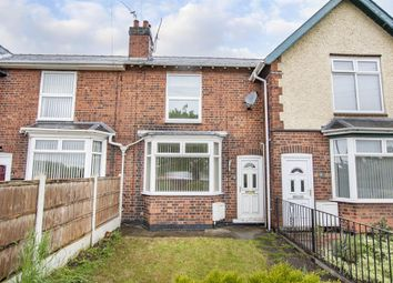 Thumbnail 2 bed terraced house for sale in Newells Terrace, Doncaster
