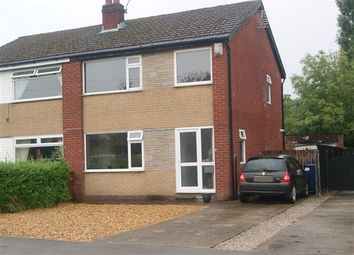 Thumbnail 3 bed property to rent in Newton Close, Leyland