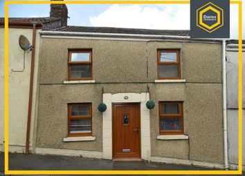 3 bed terraced house for sale in Adulam Row, Llanelli SA15