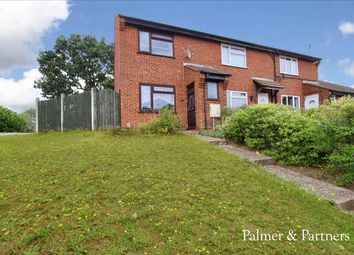 Thumbnail 2 bed end terrace house for sale in Firtree Rise, Ipswich