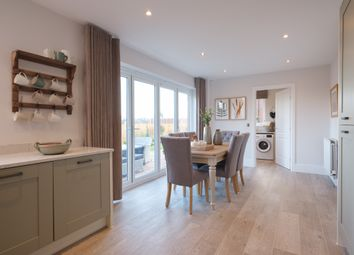 Thumbnail 5 bed detached house for sale in Plot 154 - The Highgate, Leckhampton Lane, Gloucestershire