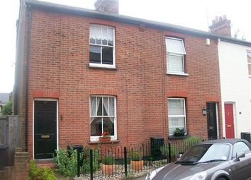 Thumbnail 2 bed end terrace house to rent in Marlborough Road, Chelmsford