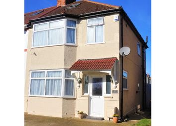 Thumbnail 3 bed semi-detached house for sale in The Drive, Isleworth