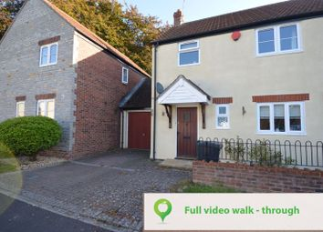 Thumbnail 3 bedroom semi-detached house for sale in The Beeches, Huish Episcopi, Langport