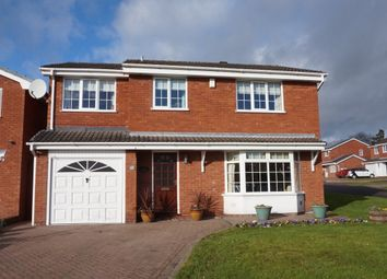 Thumbnail 5 bed detached house for sale in Gainsborough Drive, Mile Oak, Tamworth