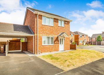 Thumbnail 2 bed detached house for sale in The Yews, Saltney Ferry, Chester