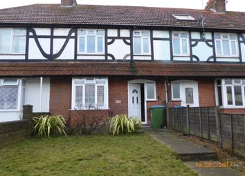Thumbnail 3 bed terraced house to rent in Chichester Road, North Bersted, Bognor Regis