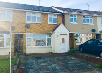 Thumbnail 3 bedroom terraced house for sale in Hillrise Road, Collier Row, Romford