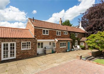 Thumbnail 5 bed detached house for sale in Church Lane, Nether Poppleton, York
