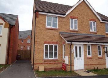Thumbnail 3 bedroom town house to rent in Eagleworks Drive, Walsall