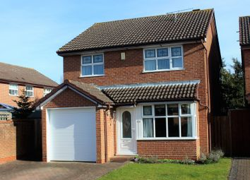 Thumbnail 3 bed detached house for sale in Shackleton Avenue, Yate