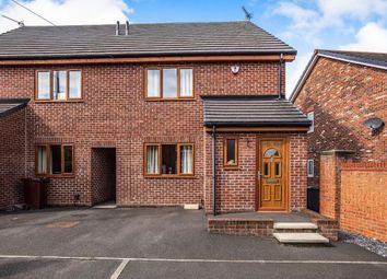 Thumbnail 3 bed semi-detached house for sale in Egerton Road, Leyland