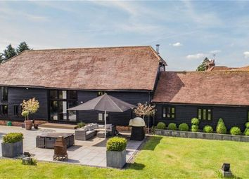 Thumbnail 5 bed detached house to rent in Fiddlers Hamlet, Epping