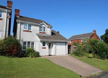 Thumbnail 3 bed detached house for sale in Holtwood Drive, Woodlands, Ivybridge